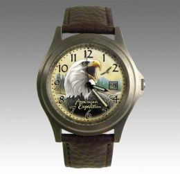 American Expediton WTCH-103 Bald Eagle Sportsmans Watch