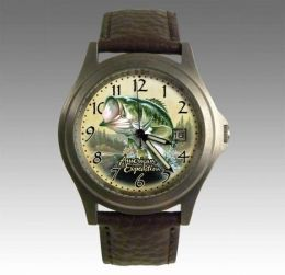 American Expediton WTCH-111 Largemouth Bass Sportsmans Watch