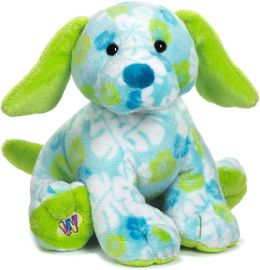 Webkinz Tropical Island 7 inch Plush Pup