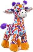 Product Image. Title: Webkinz Sunset Giraffe 10.5 inch Plush Doll