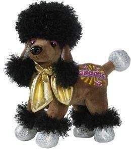 Webkinz 8.5 Inch Rockerz Poodle
