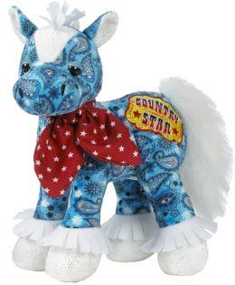 Webkinz 8.5 Inch Rockerz Horse