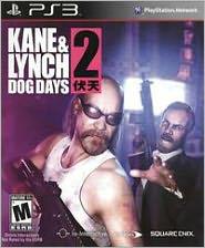 Kane & Lynch: Dog Days PS3