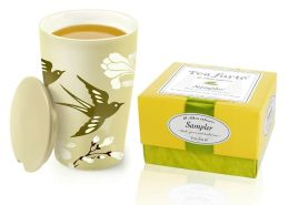 Sampler Petite Tea Ribbon Box with Birdsong Kati Cup
