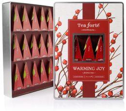 Warming Joy Large Holiday Tea Tin