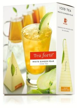 White Ginger Pear Iced Tea