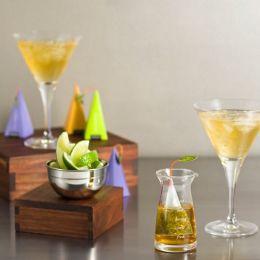 Cocktail Mixology Tea Set