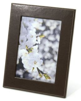 Sienna Chestnut Brown 5x7 Picture Frame