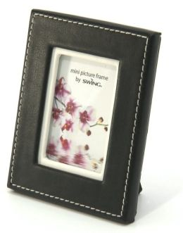 Accent Black Mini Picture Frame