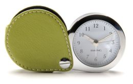 Harrison Fern Travel Alarm Clock