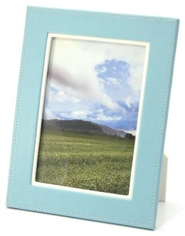 Accent Aqua 5x7 Picture Frame