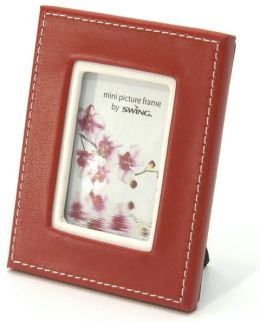Accent Sport Red Mini Picture Frame
