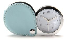 Harrison Aqua Travel Alarm Clock