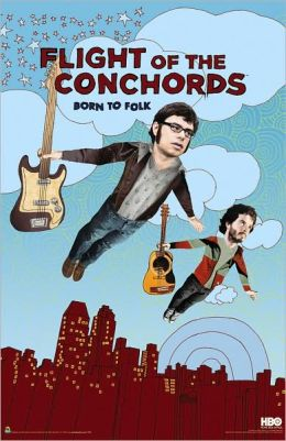 Flight of the Conchords - Season 2 - Poster
