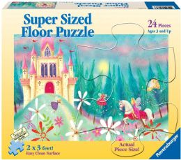 Dancing Princess 24 Piece Puzzle