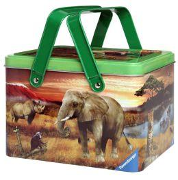 Animal Planet Safari Friends 100 Piece Puzzle in a Tin