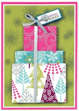 CHRISTMAS WISHES GIFTS CHRISTMAS BOXED CARD