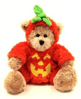 Halloween Pumpkin Costume Bear Plush