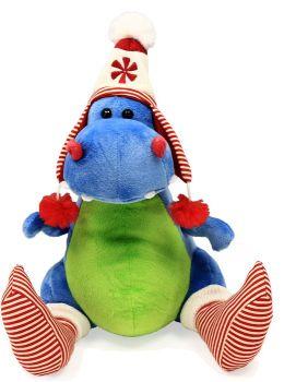 Holiday Dashing Dino