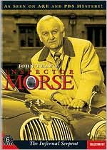 Inspector Morse: the Infernal Serpent Collection Set
