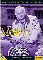 Inspector Morse: the Absolute Conviction Collection Set