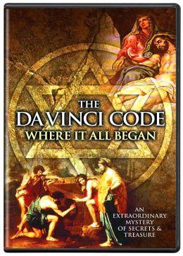 Da Vinci Code: Where It All Began