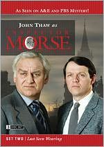 Inspector Morse: Set Two - Last Seen Wearing
