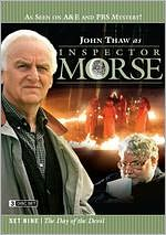 Inspector Morse: Set Nine - the Day of the Devil