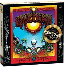 Rediscover Jigsaw Puzzles: Grateful Dead Album: Aoxomoxoa