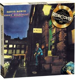 Rediscover Jigsaw Puzzles: David Bowie: The Rise and Fall of Ziggy Stardust