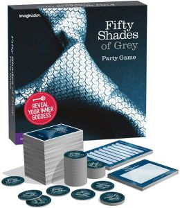 50 Shades of Grey Party Game