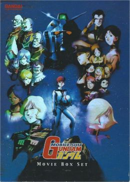 Mobile Suit Gundam: Trilogy Collector's Box