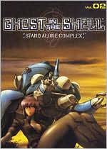 Ghost in the Shell: Tv, Vol. 2