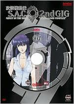 Ghost in the Shell 7: Stand Alone Complex - Season 2