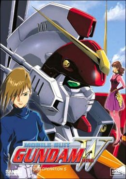 Gundam Wing, Vol. 5: the Way of the Warrior