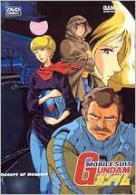 Mobile Suit Gundam 4: Desert of Despair