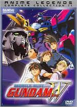 Mobile Suit Gundam Wing: Complete Collection, Vol. 2