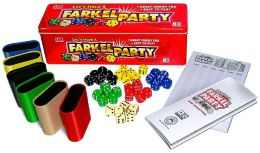 Farkel Party Game Tin