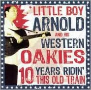10 Years Ridin' This Old Train