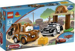 Cars Mater's yard #5814