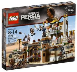 LEGO Prince of Persia Battle of Alamut 7573
