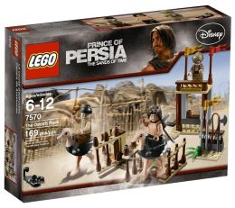 LEGO Prince of Persia The Ostrich Race 7570