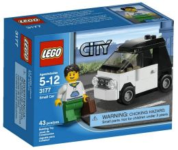 LEGO City Car 3177