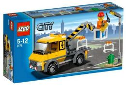 LEGO City Lighting Repair 3179