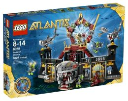 LEGO Atlantis Portal of Atlantis 8078