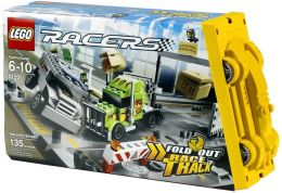 LEGO Racers Security Smash 8199