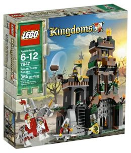 LEGO Castle Prison Tower Rescue 7947