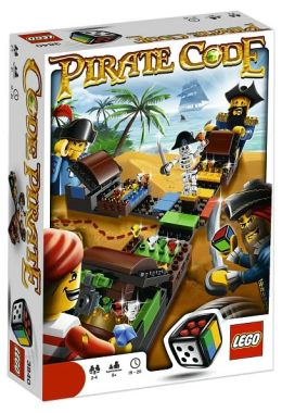 LEGO Games Pirate Code 3840