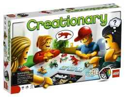 LEGO Games Creationary 3844