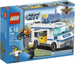 LEGO City Police Prisoner Transport 7286